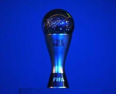 FIFA Fußball Award Trophäe - Foto: FIFA