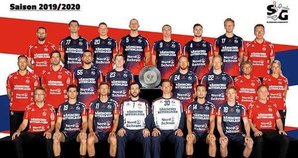 SG Flensburg-Handewitt – Handball Saison 2019-2020 – Handball Bundesliga – EHF Champions League – Foto: SG Flensburg-Handewitt
