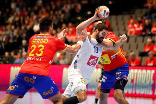 Nikola Karabatic - Spanien vs. Frankreich - Handball Golden League 2019 - Foto: FFHandball / S. Pillaud
