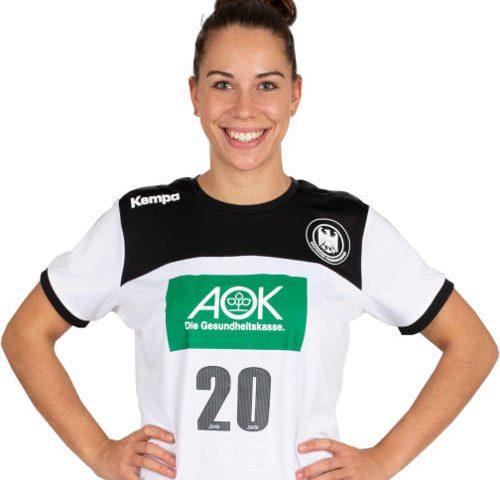 Handball WM - Deutschland - Emily Bölk - Foto: Sascha Klahn / DHB