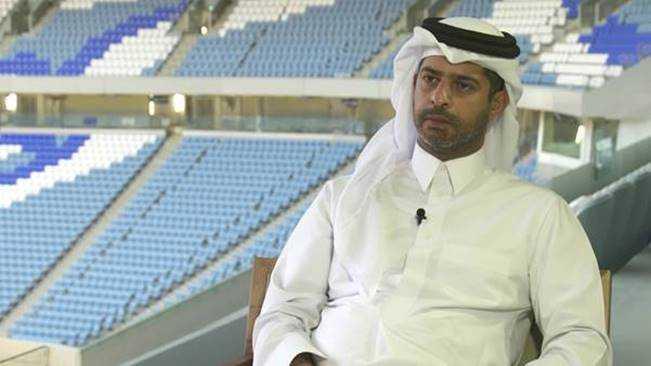 Nasser Al-Khater - Katar - Chef des Organisationskomitees - Fußball WM 2022 - Foto: CNN International