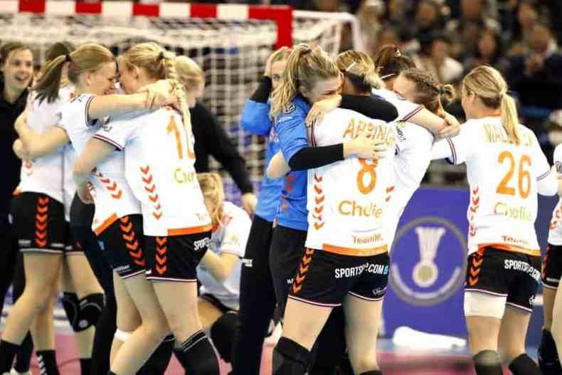 Handball WM 2019 Finale - Niederlande vs. Spanien - Copyright: IHF