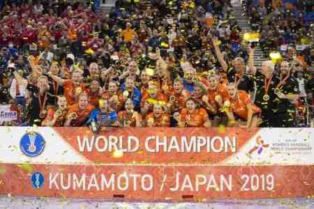 Handball WM 2019 Finale - Niederlande IHF Weltmeister - Copyright: IHF