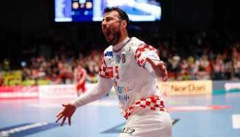 Handball EM 2020 - Domagoj Duvnjak - Kroatien vs. Serbien - Foto: hrsphoto.photodeck.com