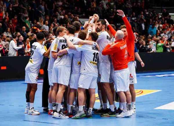 Handball EM 2020 - Team Österreich vs. Deutschland - Copyright: ÖHB/Agentur DIENER/Eva Manhart