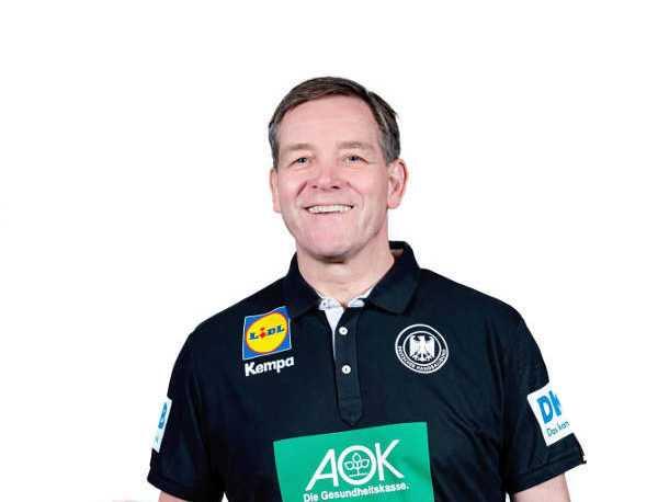 Alfred Gislason - DHB - Deutschland - Handball Bundestrainer - Foto: Sascha Klahn/DHB