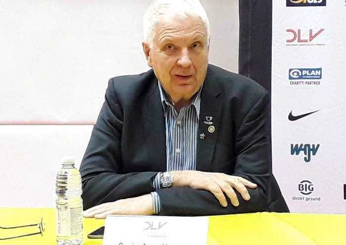 EA-Präsident Svein Arne Hansen im SPORT4FINAL Interview - Copyright: SPORT4FINAL