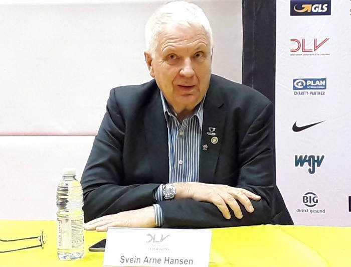 Leichtathletik: EA-Präsident Svein Arne Hansen im SPORT4FINAL Interview - Copyright: SPORT4FINAL
