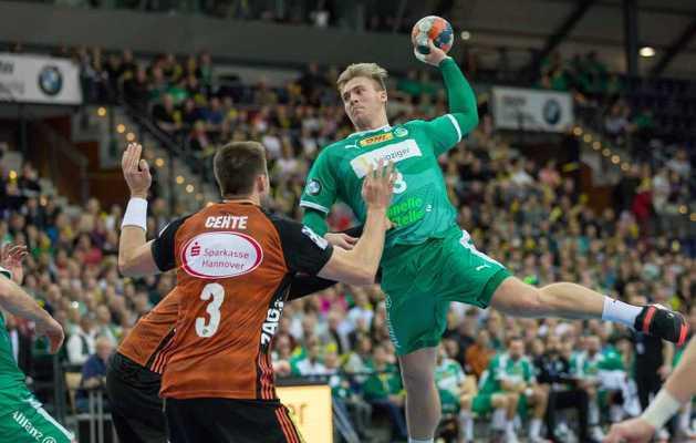 Franz Semper - SC DHfK Leipzig - Handball Bundesliga - Foto: Karsten Mann