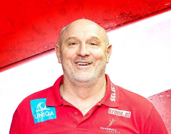 Herbert Müller - Handball ÖHB Österreich - Copyright: ÖHB-Pucher