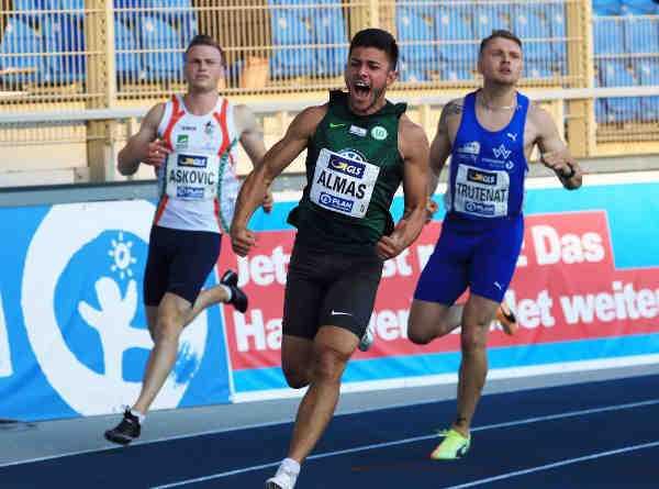 Deniz Almas - Leichtathletik DM 2020 - Foto: © Theo Kiefner