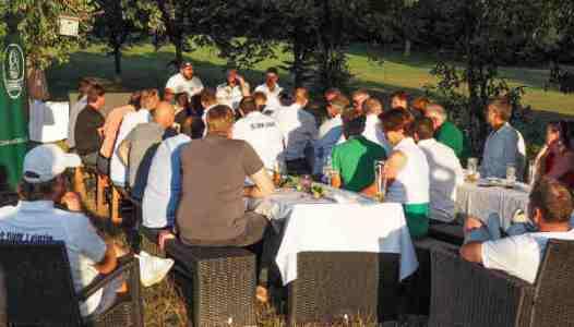 Sitzung DHfK Wirtschaftsbeirat - Foto: SC DHfK Leipzig