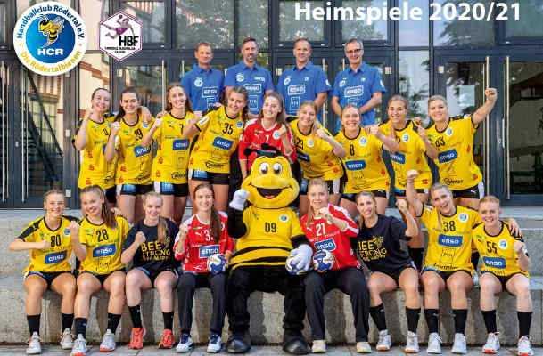 HC Rödertal - Handball 2. Bundesliga - Foto: HC Rödertal / Lutz Weidler