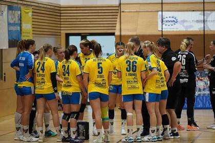 HC Leipzig vs. HC Roedertal - Handball 2. Bundesliga am 18.10.2020 - Foto: HC Leipzig