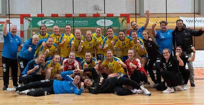 Handball 2. Bundesliga: HC Leipzig vs. TVB Wuppertal - Foto: HC Leipzig