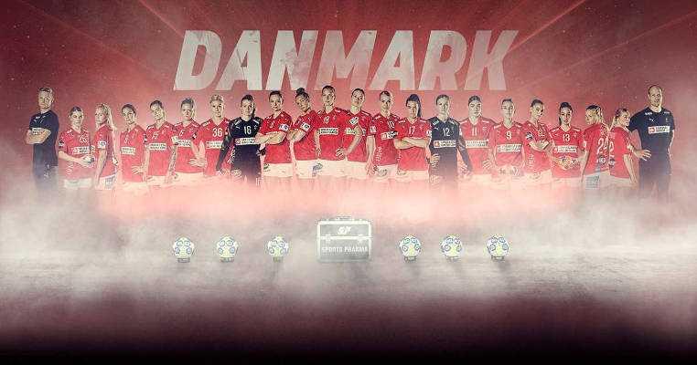 Handball EM 2020 - Kader Dänemark - Copyright: DHF