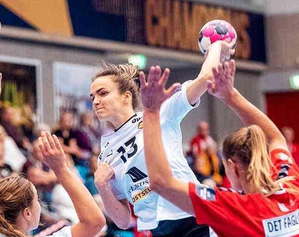 Team Esbjerg vs. HC Rostov-Don - Anna Vyakhireva - Foto: HC Rostov-Don