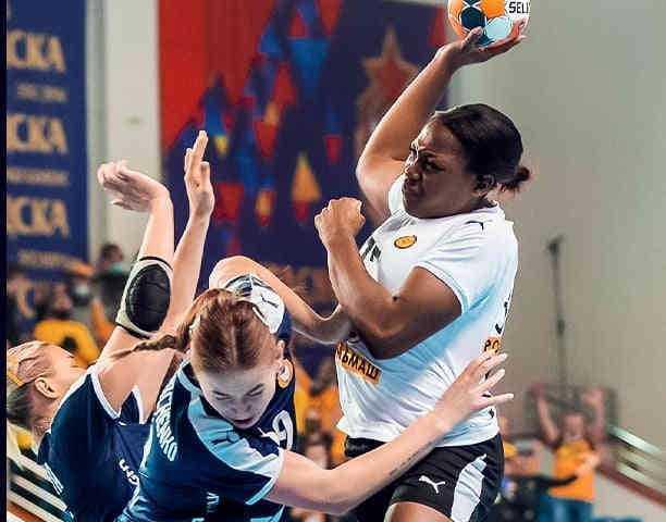 Handball Russland: ZSKA Moskau vs. HC Rostov-Don - Copyright: HC Rostov-Don