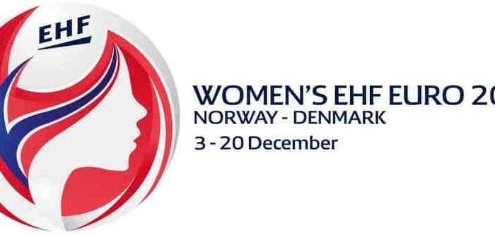 Handball EM 2020 EHF EURO Logo - Copyright: EHF Media