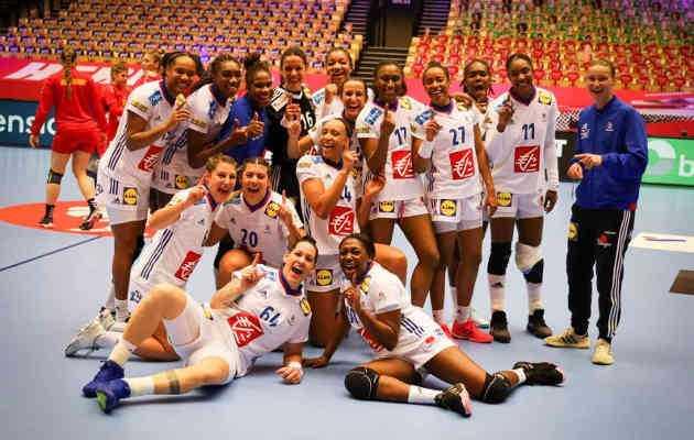 Handball EM 2020 - Frankreich vs Montenegro - Copyright: FFHANDBALL / J.SCHLOSSER