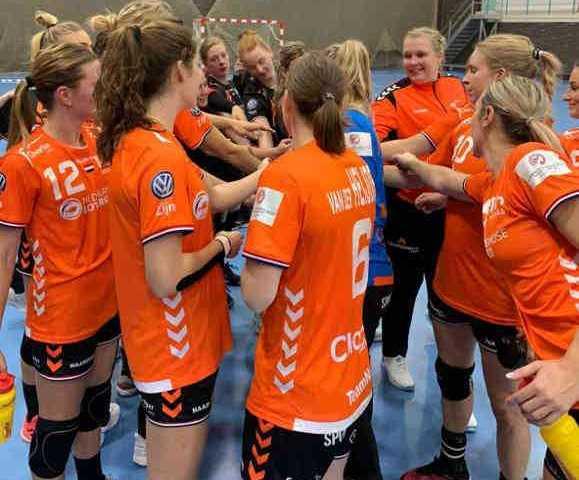 Handball EM 2020 Frauen - Team Niederlande - Copyright: NHV