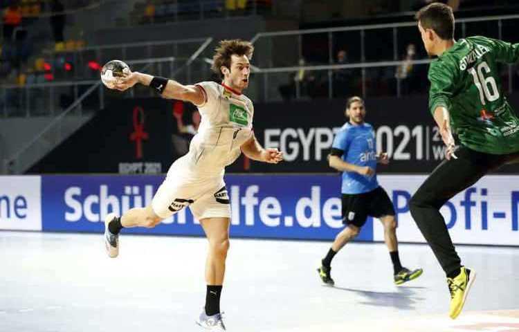 Handball WM 2021 Ägypten - Deutschland vs. Uruguay - Copyright: © IHF / Egypt 2021