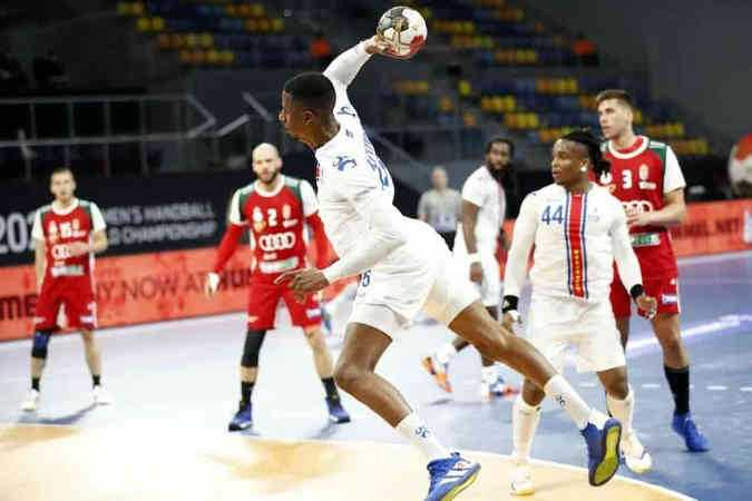 Handball WM 2021 Ägypten - Kap Verde (im Bild) vs. Ungarn - Copyright: © IHF / Egypt 2021