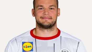 Handball WM 2021 Ägypten - Paul Drux - Deutschland - Copyright: Sascha Klahn / DHB