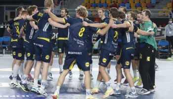 Handball WM 2021 Ägypten - Schweden (im Bild) vs. Russland - Copyright: © IHF / Egypt 2021