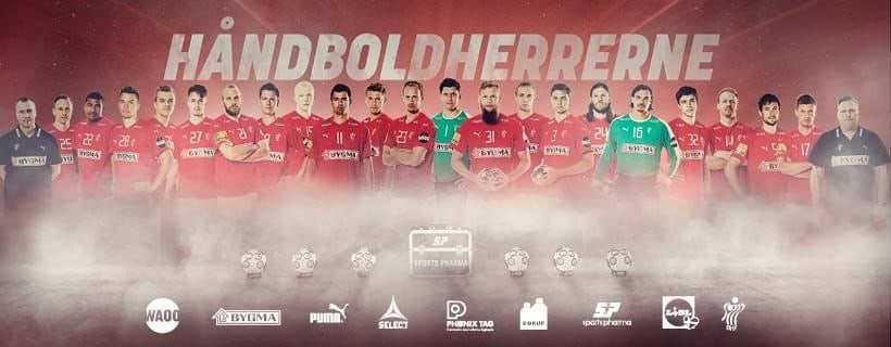 Handball WM 2021 Ägypten - Team Dänemark - Copyright: DHF