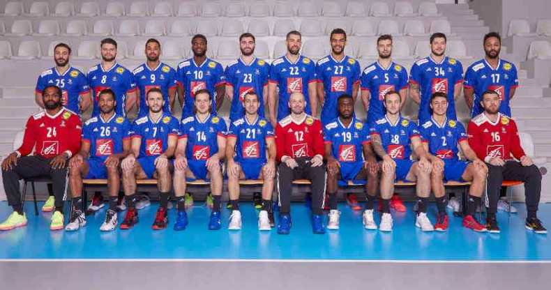 Handball WM 2021 Team Frankreich - Copyright: FFHANDBALL / S.PILLAUD