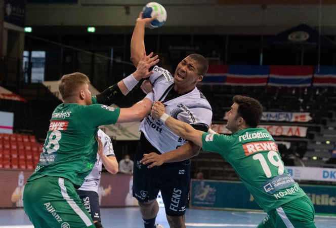 Handball Bundesliga - SG Flensburg-Handewitt vs. SC DHfK Leipzig - Foto: Klaus Trotter