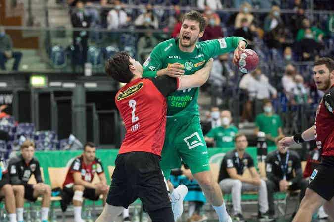 Handball Bundesliga - Martin Larsen - SC DHfK Leipzig - Foto: Karsten Mann