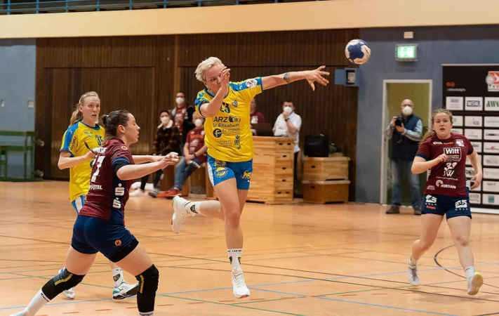 Handball 2. Bundesliga - TVB Wuppertal vs. HC Leipzig - Foto: HC Leipzig