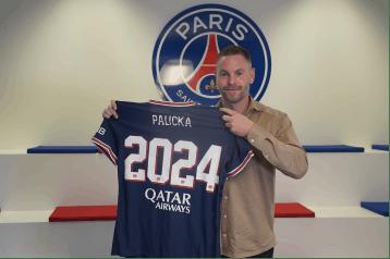 Andreas Palicka - Copyright: Paris Saint-Germain Handball