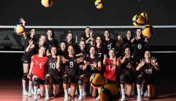 Volleyball EM 2021 - Team Deutschland - Copyright: Imago (über SPORT1)