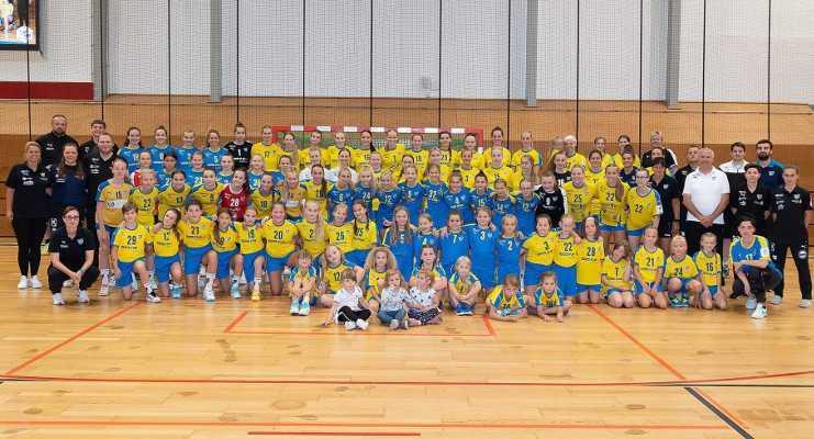 HC Leipzig - Handball Saison Eröffnung 2021-2022 - Foto: HC Leipzig