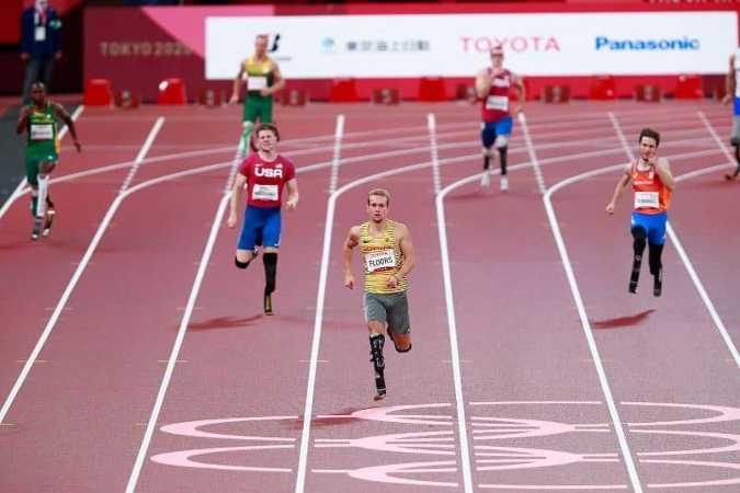 Johannes Floors - Paralympics Tokio 2020 - Copyright: © Binh Truong / DBS