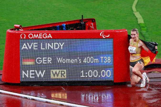 Lindy Ave - Paralympics Tokio 2020 - Copyright: © Binh Truong / DBS