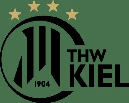THW Kiel Logo - Handball Bundesliga und EHF Champions League - Copyright: THW Kiel (von Liqui Moly HBL)