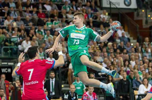 Handball Bundesliga - Viggo Kristjansson - SC DHfK Leipzig - Foto: Karsten Mann