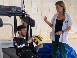 Habib's miracle: Ohayon on his way to recovery from his serious injury