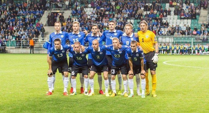 Сборная Эстонии