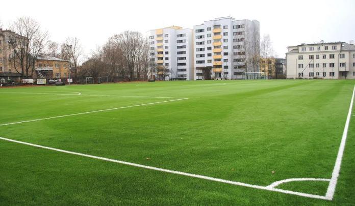 Стадион Висмари