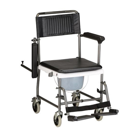 transport wheelchair nova accent chair and ottoman set drop arm shower commode on sale share image