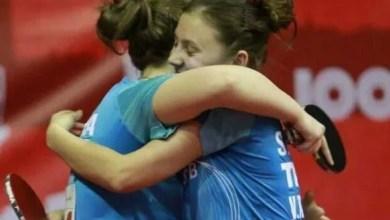 """Photo of Echipa de fete a CSM-ului aliniază două sârboaice la startul """"naționalelor"""" de tenis de masă"""