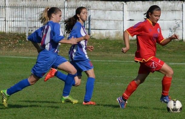 Trezirea la realitate: CS Ineu – Olimpia II Cluj 1-3