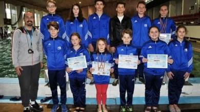 """Photo of Medalii arădene la """"Cupa Banatul"""" la înot"""