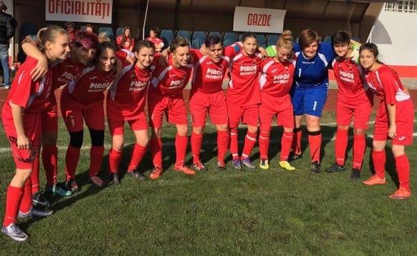 Au aflat și fetele că ocaziile se răzbună: Piroș Security – Atletic Onix 0-1