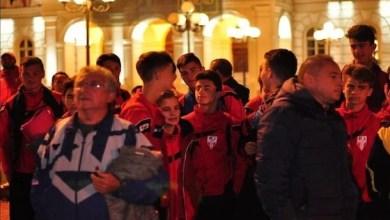 Photo of Cinci grupe de copii și juniori de la UTA și două de la Atletico vor să cucereacă Barcelona